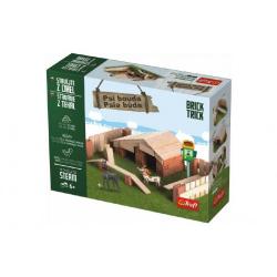 Obrázek Stavajte z tehál Psia búda stavebnice Brick Trick