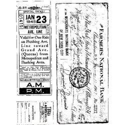Obrázek Gelová razítka - Special ticket