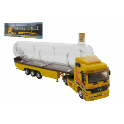 Obrázek Stavebnica Monti 55/1 Souvenir Truck 32cm zberateľský model + sklenená fľaša