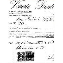 Obrázek Gelová razítka - Vetreria Dante