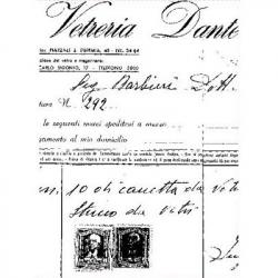 Obrázek Gélová pečiatky - Vetreria Dante