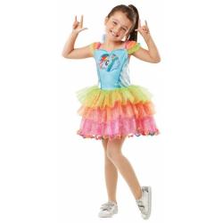 Obrázek My Little Pony: Rainbow Dash - Deluxe kostým - vel.M