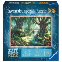 Obrázek Exit KIDS Puzzle: V magickém lese 368 dílků