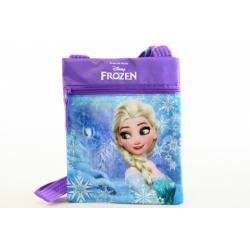 Obrázek Taštička Frozen fialová