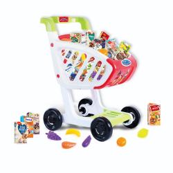 Obrázek Dětský nákupní vozík s českým zbožím