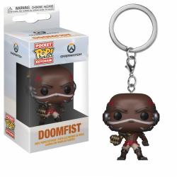 Obrázek Funko POP Keychain: Overwatch- Doomfist