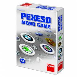 Obrázek Pexeso značky aut