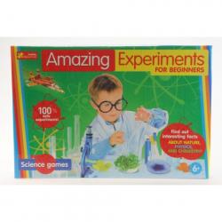 Obrázek Úžasné experimenty pro začátečníky