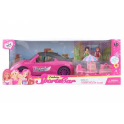 Obrázek Auto pro panenky s doplňky
