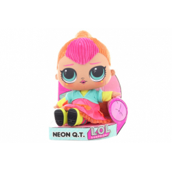 Obrázek L.O.L. Surprise! Plyšová panenka - Neon QT