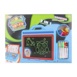Obrázek Kreslící a magnetická tabulka 2v1