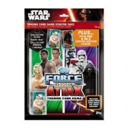Obrázek Star Wars EP VII.: Force Attax - album + základní balíček (1/25)
