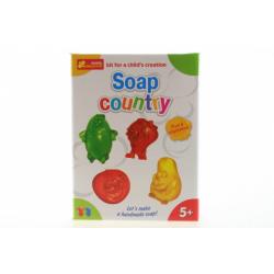 Obrázek Výroba mydla - ovocie a zelenina