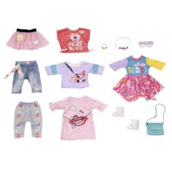 Obrázek BABY born Souprava oblečení a doplňků do města 43 cm