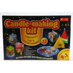 Obrázek Velká sada na výrobu svíček