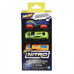 Obrázek Nerf Nitro náhradné nitro 3 ks