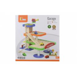 Obrázek Dřevěná garáž