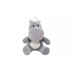 Obrázek Hroch plyš 22 cm v sáčku 0+