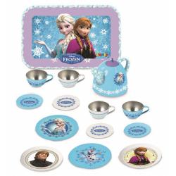 Obrázek Ledové království čajový set kovový