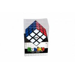 Obrázek Rubikova kostka hlavolam 3x3x3 Originál plast v krabici  9x13x6,5cm
