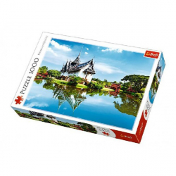 Obrázek Puzzle Palác Sanphet Prasat 1000 dílků