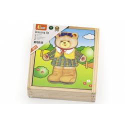 Obrázek Dřevěné oblékání - medvědice