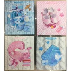 Obrázek Papírová taška - Baby