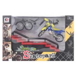 Obrázek Rampa s motorkou šroubovací