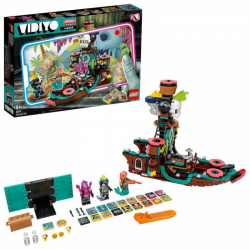 Obrázek LEGO<sup><small>®</small></sup> VIDIYO 43114 - Punk Pirate Ship