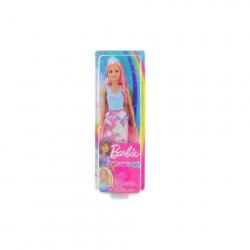 Obrázek Barbie Dlhovlásky s hrebeňom FXR94