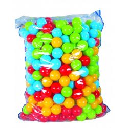 Obrázek Plastové míčky 7cm - 500 ks