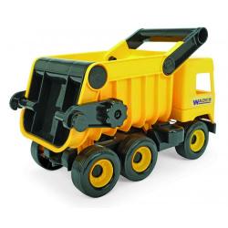 Obrázek Auto middle Truck sklápěč plast 38cm žlutý