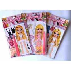 Obrázek Oblékáme panenky
