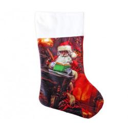 Obrázek punčocha mikulášská s potiskem