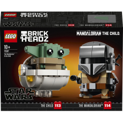 Obrázek LEGO<sup><small>®</small></sup> Star Wars 75317 -  Mandalorian a dítě
