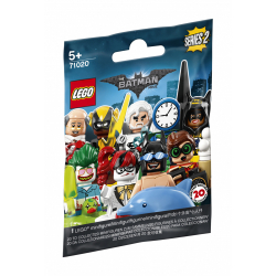 Obrázek LEGO<sup><small>®</small></sup> 71020 -  Batman Movie - 2. série