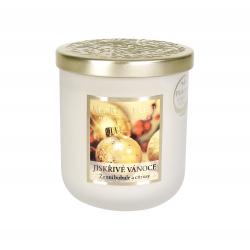 Obrázek ALBI Střední svíčka - Jiskřivé Vánoce