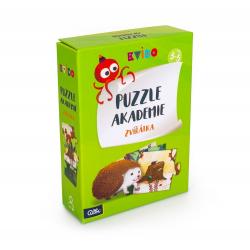 Obrázek ALBI Puzzle akademie - Zvířátka