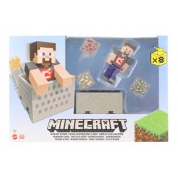 Obrázek Minecraft 8 cm Minecraf Mayhem GVL55