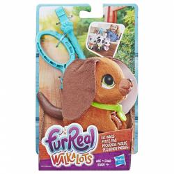 Obrázek Hasbro Fur Real Friends Walkalots malý pes