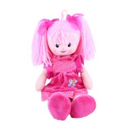Obrázek panenka hadrová 50 cm Růženka