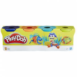 Obrázek Play-Doh balení 4 tub