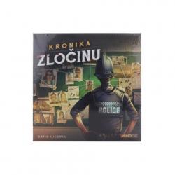Obrázek Kronika zločinu