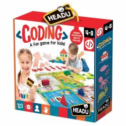 Obrázek HEADU: Kódovací hra