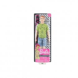 Obrázek Barbie Model Ken 139- zrzek GHW67