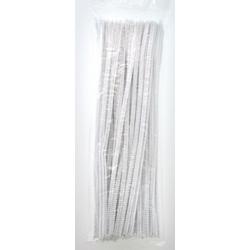 Obrázek Modelovací dráty 30cm, 100ks - bílé