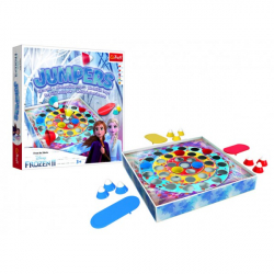 Obrázek Společenská hra Jumpers Ledové království 2