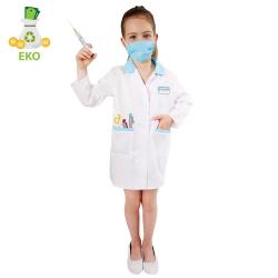 Obrázek Dětský kostým doktorka (S) EKO