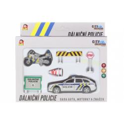 Obrázek Sada dálniční policie