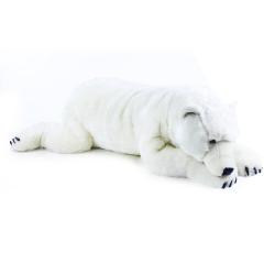 Obrázek plyšový medvěd lední ležící 109 cm